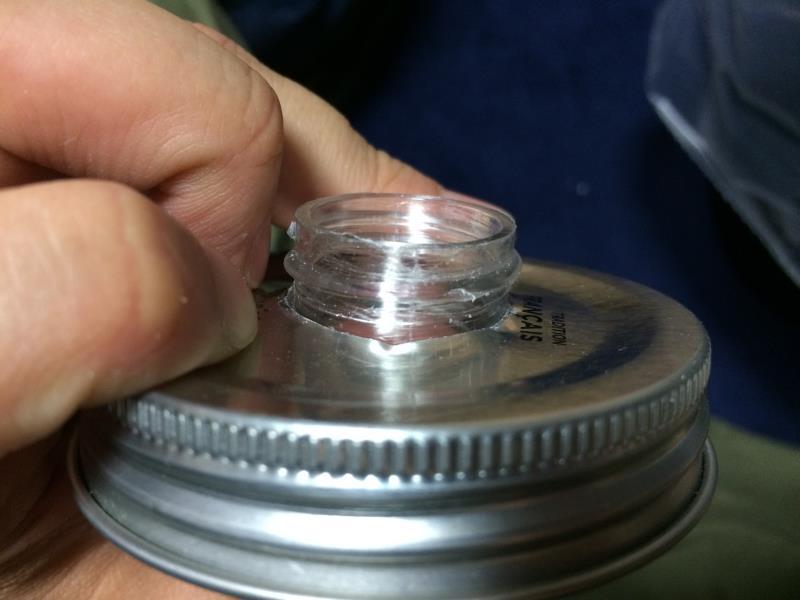 100均メイソンジャーでソープボトル(ディスペンサー)の作り方【実例集 VOL.11】